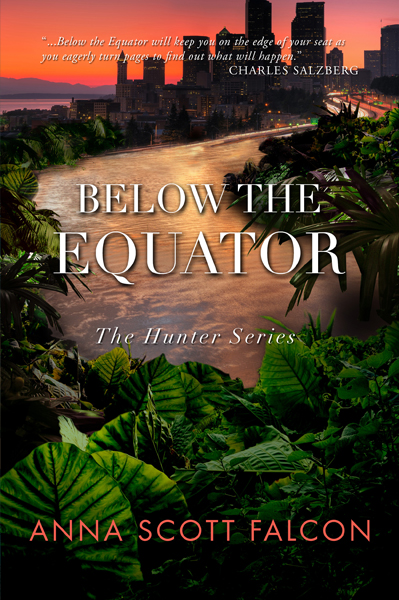 Below the Equator by Anna Scott Falcon