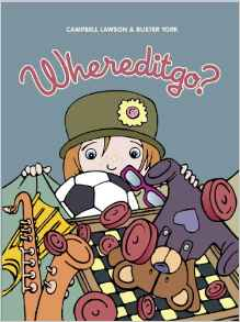 Whereditgo edited by BookCrafters LLC