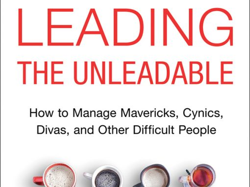 Leading the Unleadable by Alan Willett