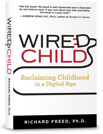 Wired Child edited by BookCrafters LLC