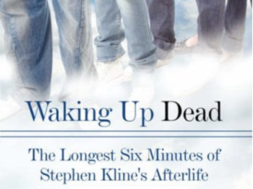Waking Up Dead by Stephen Pyne