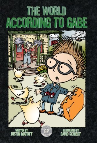 The World According to Gabe edited by BookCrafters LLC